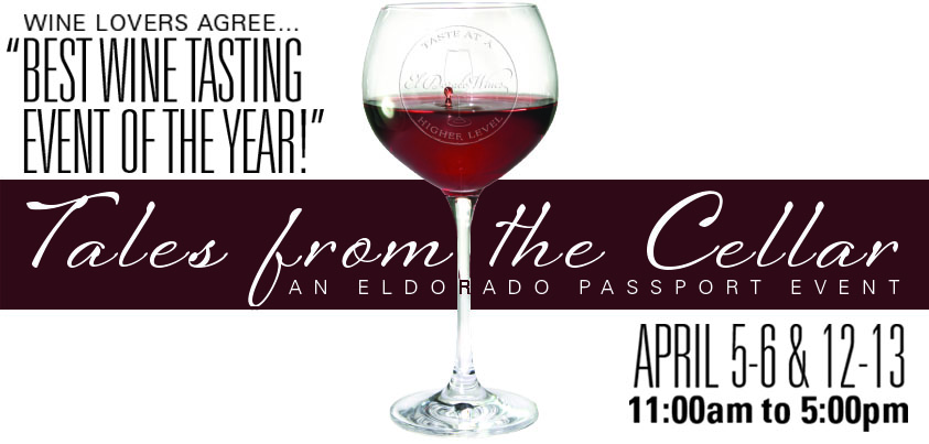 El Dorado Winery Association Passport 2014 – Tales from the Cellar – Winemaker Dinner 1